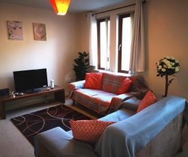 Spacious modern 2 bed Apt in Belfast city center
